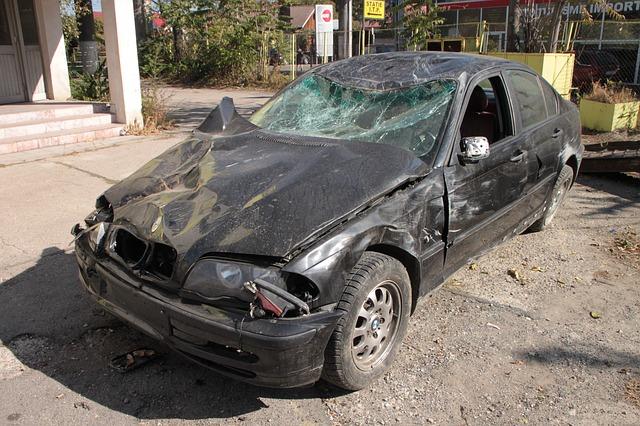 que hacer ante un accidente de trafico